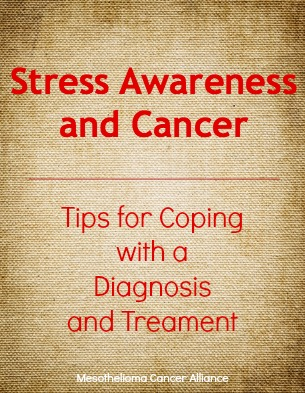 Stress awareness tips for cancer diagnosis and treatment